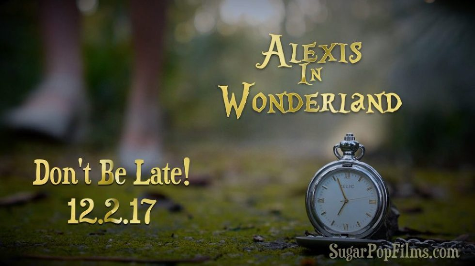 Pocket Watch Alice in Wonderland Bat Mitzvah Video Tease